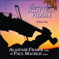 Cover of the track Legacy of the Scottish Fiddle, Volume 2