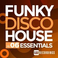 Couverture du titre Funky Disco House Essentials, Vol. 6