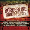 Couverture de l'album Borderline Riddim By Mafia & Fluxy