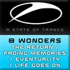 Couverture de l'album The Return (Fading Memories / Eventuality / Life Goes On) - EP