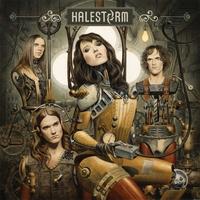 Cover of the track Halestorm (Bonus Track Version)
