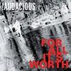 Couverture de l'album For All It's Worth