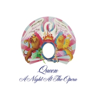 Cover of the track A Night At The Opera