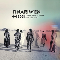 Cover of the track Tenere Taqhim Tossam (Four Tet Remix) - Single