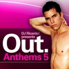 Couverture de l'album Out Anthems 5 (DJ Ricardo! Presents)