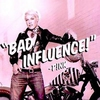 Cover of the track Bad Influence