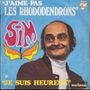 Cover of the track J'aime pas les rhododendrons