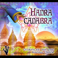 Cover of the track V.a. - Hadracadabra - Compiled By the Hadra Crew