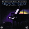Cover of the album A Piano Anthology - From Jelly Roll Morton to Bill Evans