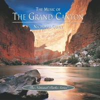 Couverture du titre The Music of the Grand Canyon