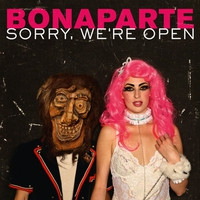 Cover of the track Sorry, We're Open