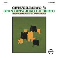 Couverture du titre Getz/Gilberto #2