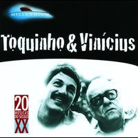 Cover of the track 20 Grandes Sucessos de Toquinho & Vinicius