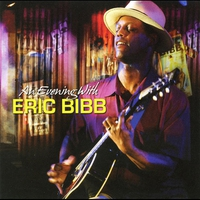 Couverture du titre An Evening With Eric Bibb