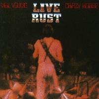 Couverture du titre Live Rust