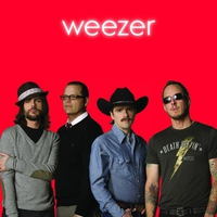 Cover of the track Weezer (Red Album) [Deluxe Edition]