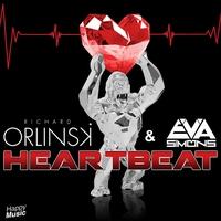 Couverture du titre HeartBeat - Single