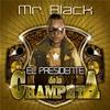 Cover of the album El Presidente de la Champeta