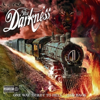 Cover of the track One Way Ticket to Hell... And Back
