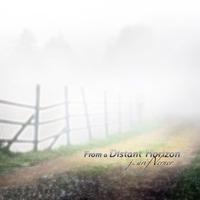 Couverture du titre From a Distant Horizon