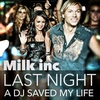 Couverture du titre Last Night a DJ Saved My Life