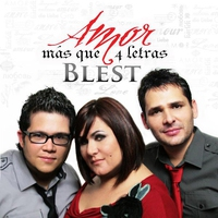Cover of the track Amor Mas Que 4 Letras