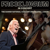 Cover of the track In Concert With The Danish National Concert Orchestra and Choir