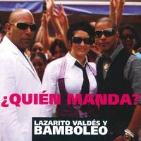 Cover of the track ¿Quién manda?