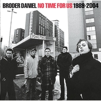 Cover of the track No Time for Us 1989-2004
