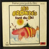 Cover of the track JUST BECAUSE OF YOU (B.O.F. LES BRONZES FONT DU SKI, 1979)