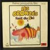 Couverture du titre JUST BECAUSE OF YOU (B.O.F. LES BRONZES FONT DU SKI, 1979)