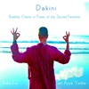 Cover of the album Dakini - Buddhist Chants in Praise of the Sacred Feminine (with Ayya Yeshe)