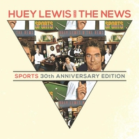 Cover of the track Sports (30th Anniversary Edition) [Remastered]
