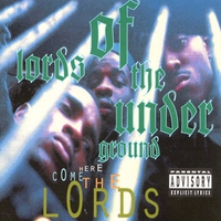 Cover of the track Here Come the Lords