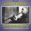 Couverture de l'album Blue Clarinet Stomp - Complete Sessions 1928 & 1929