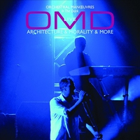 Cover of the track OMD Live: Architecture & Morality & More