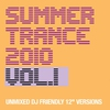 Couverture de l'album Summer Trance 2010 Vol.1