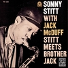 Cover of the album Stitt Meets Brother Jack