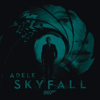 Cover of the track Skyfall - Single
