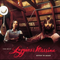 Cover of the track The Best: Loggins & Messina Sittin' In Again