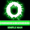 Cover of the track Simple Man (Radio Edit) [feat. J-Son]