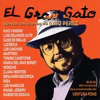Couverture du titre El gran Gato (Quince canciones de Gato Pérez)