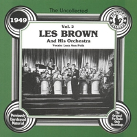 Cover of the track Les Brown & His Orchestra, Vol.2, 1949