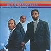 Couverture de l'album Billy Larkin & The Delegates (feat. Clifford Scott)