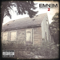 Cover of the track The Marshall Mathers LP2 (Deluxe)