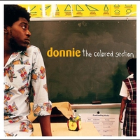 Cover of the track The Colored Section