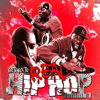 Cover of the track Real Hip-Hop, Vol. 1
