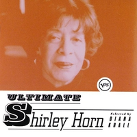 Cover of the track Ultimate Shirley Horn (Selected by Diana Krall)