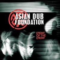 Cover of the track Enemy of the Enemy (Remastered)
