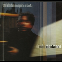 Cover of the track Ricardo Montaner Con la London Metropolitan Orchestra